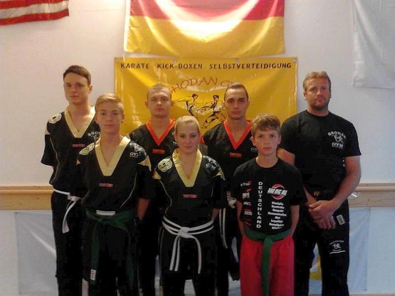 Gewinner Battle of the Hunsrück -- WKU IDM Simmern 2014